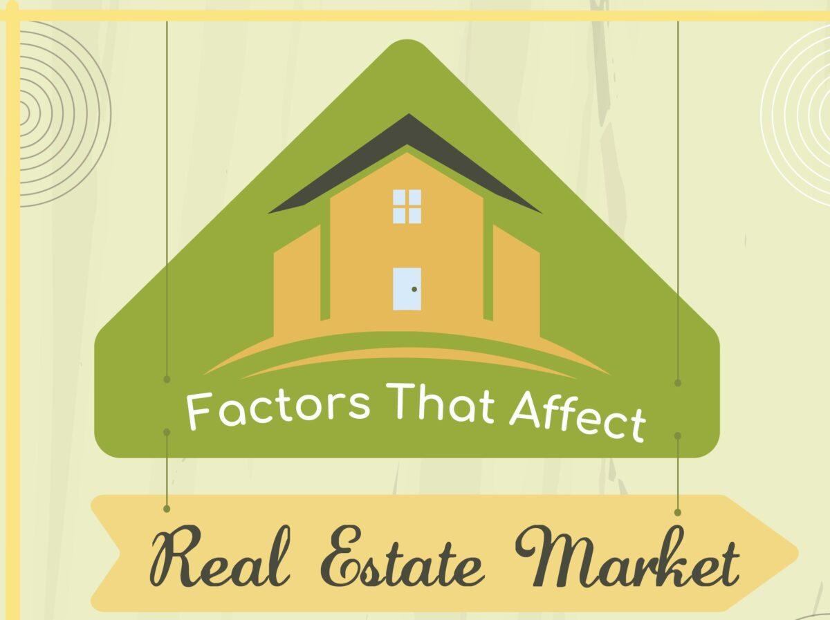 factors that affect real estate market