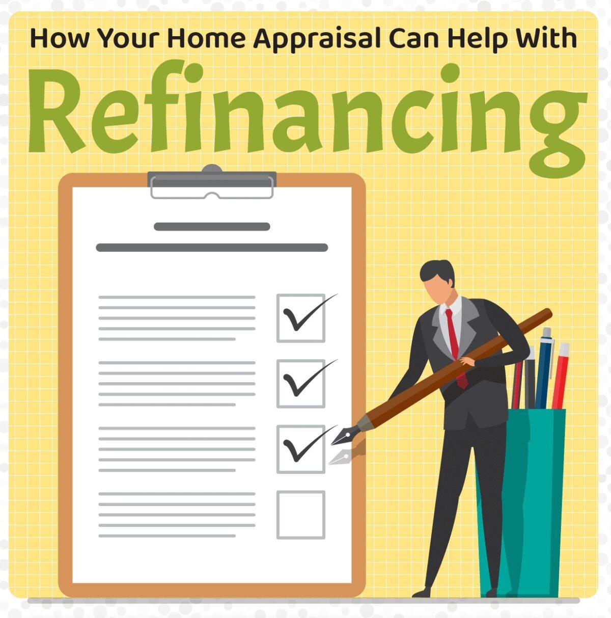 home appraisal refinancing