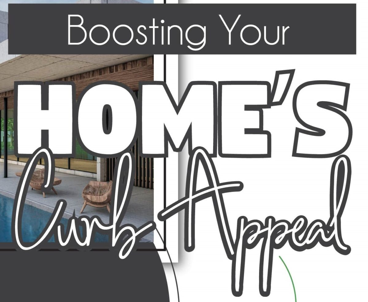 Boosting Your Home's Curb Appeal